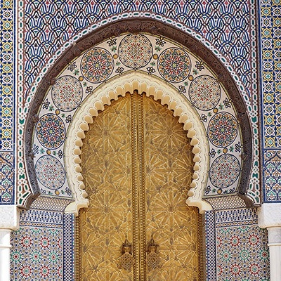 Moroccan Interiors and Gardens with Carol Prior